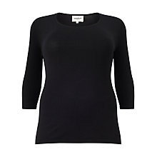 Buy Studio 8 Judy Jumper, Black Online at johnlewis.com