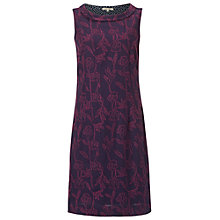 Buy White Stuff Falling Leaves Dress, Juniper Pink Online at johnlewis.com
