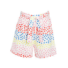 Buy Kin by John Lewis Girls' Spot Print Shorts, Multi Online at johnlewis.com
