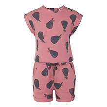 Buy Kin by John Lewis Pear Playsuit, Pink Online at johnlewis.com