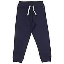 Buy Polarn O. Pyret Children's Plain Joggers Online at johnlewis.com