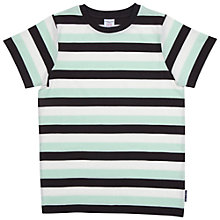 Buy Polarn O. Pyret Children's Colour Block Stripe Top Online at johnlewis.com
