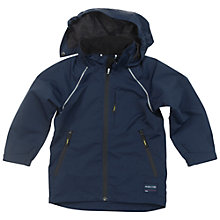 Buy Polarn O. Pyret Children's Waterproof Shell Coat Online at johnlewis.com
