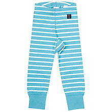 Buy Polarn O. Pyret Baby Stripe Leggings Online at johnlewis.com