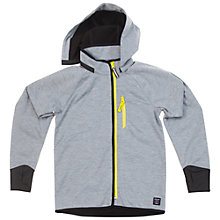 Buy Polarn O. Pyret Children's Soft Shell Jacket, Grey Online at johnlewis.com