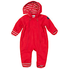Buy Polarn O. Pyret Baby Fleece Pramsuit Online at johnlewis.com
