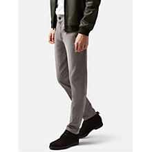 Buy Aquascutum Saltsfleet Cotton Twill Slim Jeans Online at johnlewis.com
