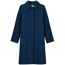 Buy Gerard Darel Bliss Coat, Blue Online at johnlewis.com
