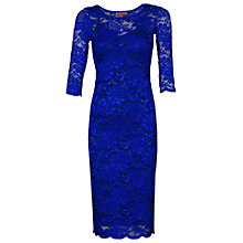 Buy Jolie Moi Lace Bodycon Midi Dress Online at johnlewis.com
