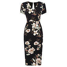 Buy Oasis Opium Pencil Dress, Multi Online at johnlewis.com