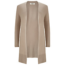 Buy Studio 8 Louise Open Front Cardigan, Stone Online at johnlewis.com