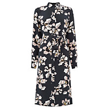 Buy Warehouse Floral Belted Shirt Dress, Multi Online at johnlewis.com