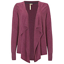 Buy White Stuff Fountain Falls Cardigan, Juniper Pink Online at johnlewis.com