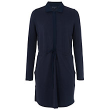 Buy French Connection Fast Grace Dress, Utility Blue Online at johnlewis.com
