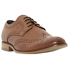 Buy Dune Rio Gibson Brogues Online at johnlewis.com