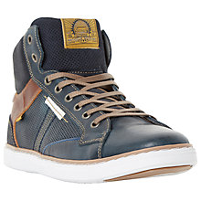 Buy Dune Sailor High Top Trainers Online at johnlewis.com