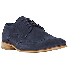 Buy Dune Rio Derby Lace-Up Brogues Online at johnlewis.com