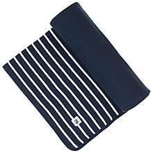 Buy Polarn O. Pyret Baby Stripe Blanket Online at johnlewis.com