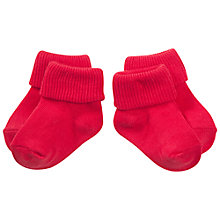 Buy Polarn O. Pyret Baby Socks, Pack of 2 Online at johnlewis.com