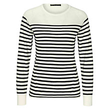 Buy Oui Stripe Jumper Online at johnlewis.com