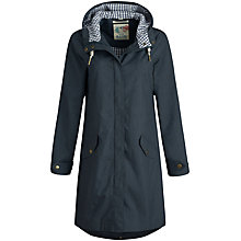 Buy Seasalt RAIN® Collection Hellweathers Mac, Orca Online at johnlewis.com