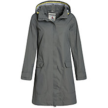 Buy Seasalt RAIN® Collection Kellifray Mac, Seal Grey Online at johnlewis.com