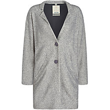 Buy Seasalt Wrasse Jacket, Gravel Online at johnlewis.com