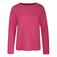 Buy Seasalt Fisher Knot Jumper, Azalea Online at johnlewis.com