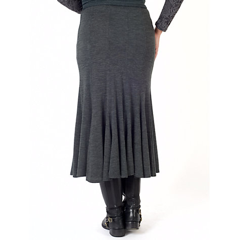 Buy Chesca Twelve Panel Jersey Skirt Online at johnlewis.com