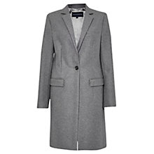 Buy French Connection Melton Coat Online at johnlewis.com