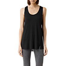 Buy AllSaints Ash Tank Top Online at johnlewis.com