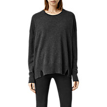Buy AllSaints Atlas Crew Neck Jumper Online at johnlewis.com