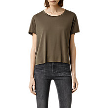 Buy AllSaints Ash T-Shirt Online at johnlewis.com