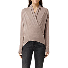 Buy AllSaints Wool Rola Twist Jumper Online at johnlewis.com