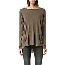 Buy AllSaints Calder Top Online at johnlewis.com