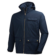 Buy Helly Hansen Highland Rain Jacket, Navy Online at johnlewis.com