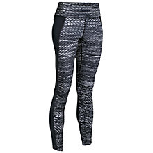 Buy Under Armour Fly-By Long Running Tights, Black Online at johnlewis.com