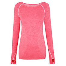 Buy Manuka Long Sleeve Seamless Top Online at johnlewis.com
