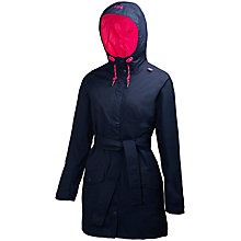 Buy Helly Hansen Lyness Waterproof Insulated Women's Raincoat Online at johnlewis.com