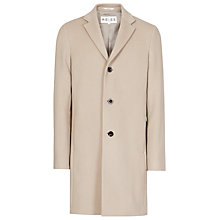 Buy Reiss Gabriel Epsom Overcoat Online at johnlewis.com
