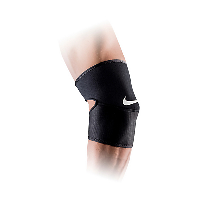 Nike Pro Combat Elbow Sleeve 2.0, Black/White