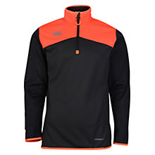 Buy Canterbury of New Zealand Thermoreg 1/4 Zip Running Top, Grey/Orange Online at johnlewis.com