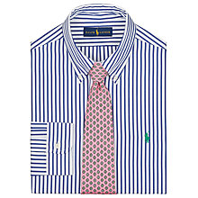 Buy Polo Ralph Lauren Stripe Poplin Shirt Online at johnlewis.com