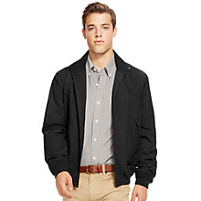 Buy Polo Ralph Lauren Barracuda Lined Jacket, Polo Black Online at johnlewis.com