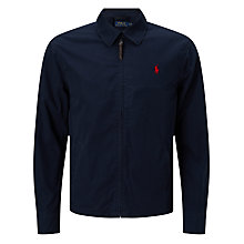 Buy Polo Ralph Lauren Landon Lined Jacket, Aviator Navy Online at johnlewis.com
