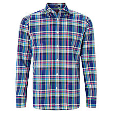 Buy Polo Ralph Lauren Brownstone Long Sleeve Shirt Online at johnlewis.com