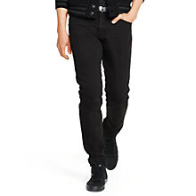 Buy Polo Ralph Lauren Slim Fit Sullivan Jeans, Hudson Black Online at johnlewis.com