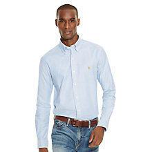 Buy Polo Ralph Lauren Slim Fit Button Down Sports Shirt Online at johnlewis.com