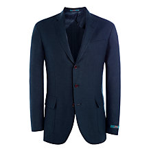 Buy Polo Ralph Lauren Morgan Harvard Jacket, Navy Online at johnlewis.com