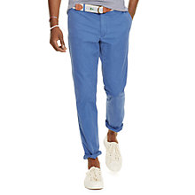 Buy Polo Ralph Lauren Hudson Flat Trousers Online at johnlewis.com